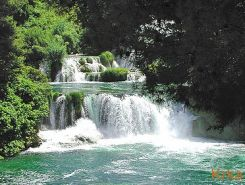 Šibenik and Krka falls - Full day tour by coach